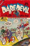 Cover for Daredevil Comics (Lev Gleason, 1941 series) #84