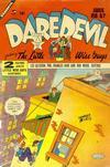 Cover for Daredevil Comics (Lev Gleason, 1941 series) #87