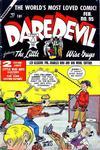 Cover for Daredevil Comics (Lev Gleason, 1941 series) #95