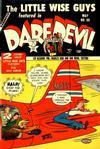 Cover for Daredevil Comics (Lev Gleason, 1941 series) #98