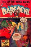 Cover for Daredevil Comics (Lev Gleason, 1941 series) #99