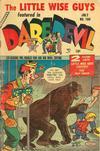Cover for Daredevil Comics (Lev Gleason, 1941 series) #100