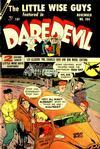 Cover for Daredevil Comics (Lev Gleason, 1941 series) #104