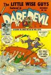 Cover for Daredevil Comics (Lev Gleason, 1941 series) #105