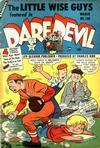 Cover for Daredevil Comics (Lev Gleason, 1941 series) #108