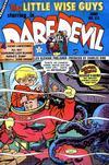 Cover for Daredevil Comics (Lev Gleason, 1941 series) #111