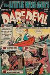 Cover for Daredevil Comics (Lev Gleason, 1941 series) #113