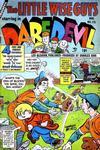 Cover for Daredevil Comics (Lev Gleason, 1941 series) #115