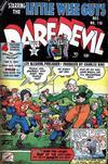 Cover for Daredevil Comics (Lev Gleason, 1941 series) #116