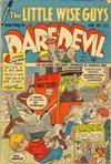 Cover for Daredevil Comics (Lev Gleason, 1941 series) #117
