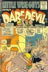 Cover for Daredevil Comics (Lev Gleason, 1941 series) #119