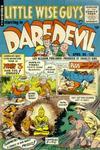 Cover for Daredevil Comics (Lev Gleason, 1941 series) #120