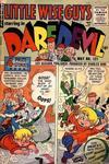 Cover for Daredevil Comics (Lev Gleason, 1941 series) #121