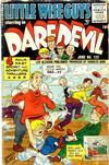 Cover for Daredevil Comics (Lev Gleason, 1941 series) #122