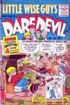 Cover for Daredevil Comics (Lev Gleason, 1941 series) #123