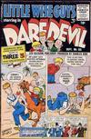 Cover for Daredevil Comics (Lev Gleason, 1941 series) #125