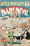Cover for Daredevil Comics (Lev Gleason, 1941 series) #126