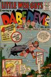 Cover for Daredevil Comics (Lev Gleason, 1941 series) #127