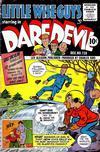 Cover for Daredevil Comics (Lev Gleason, 1941 series) #128