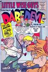 Cover for Daredevil Comics (Lev Gleason, 1941 series) #130