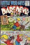Cover for Daredevil Comics (Lev Gleason, 1941 series) #131