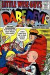 Cover for Daredevil Comics (Lev Gleason, 1941 series) #133