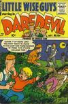 Cover for Daredevil Comics (Lev Gleason, 1941 series) #134