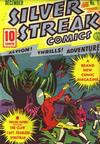 Cover for Silver Streak Comics (Lev Gleason, 1939 series) #1