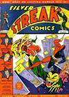 Cover for Silver Streak Comics (Lev Gleason, 1939 series) #8
