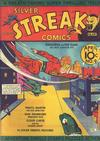 Cover for Silver Streak Comics (Lev Gleason, 1939 series) #9