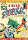 Cover for Silver Streak Comics (Lev Gleason, 1939 series) #12