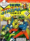 Cover for Silver Streak Comics (Lev Gleason, 1939 series) #14