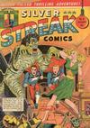 Cover for Silver Streak Comics (Lev Gleason, 1939 series) #15