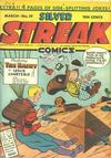 Cover for Silver Streak Comics (Lev Gleason, 1939 series) #19