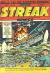 Cover for Silver Streak Comics (Lev Gleason, 1939 series) #20