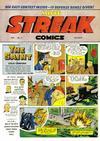 Cover for Silver Streak Comics (Lev Gleason, 1939 series) #21