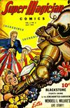 Cover for Super-Magician Comics (Street and Smith, 1941 series) #v3#3