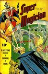 Cover for Super-Magician Comics (Street and Smith, 1941 series) #v4#1