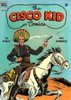 Cover for Four Color (Dell, 1942 series) #292 - Cisco Kid Comics