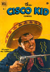 Cover for The Cisco Kid (Dell, 1951 series) #2