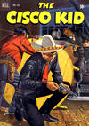 Cover for The Cisco Kid (Dell, 1951 series) #7