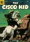 Cover for The Cisco Kid (Dell, 1951 series) #32