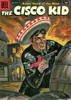 Cover for The Cisco Kid (Dell, 1951 series) #36