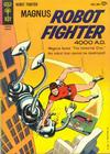 Cover for Magnus, Robot Fighter (Western, 1963 series) #5
