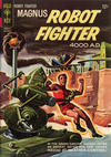 Cover for Magnus, Robot Fighter (Western, 1963 series) #8
