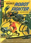 Cover for Magnus, Robot Fighter (Western, 1963 series) #11