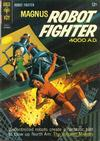 Cover for Magnus, Robot Fighter (Western, 1963 series) #12
