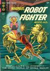 Cover for Magnus, Robot Fighter (Western, 1963 series) #15