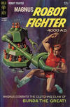 Cover for Magnus, Robot Fighter (Western, 1963 series) #20
