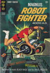 Cover for Magnus, Robot Fighter (Western, 1963 series) #21